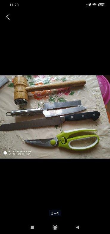 деталировка кухни в Азербайджан: Молоток для отбивных нож для шинкования капусты, нож зигзаг для