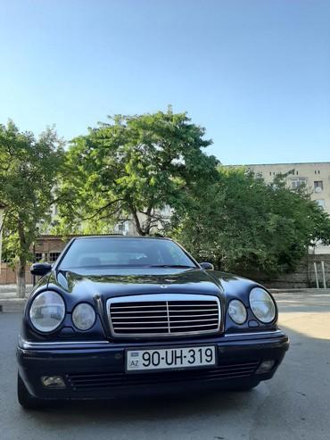 Mercedes-Benz Azərbaycanda: Mercedes-Benz E 240 2.4 l. 1998 | 230000 km