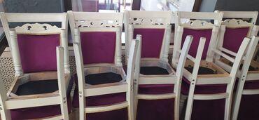 Срочно!!! Срочно!!! Срочно!!! Продаю комплект стол со стульями б/12 шт