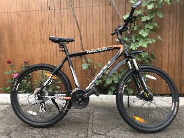 Горный велосипед. GIANT Rincon Disc легкая алюминиевая