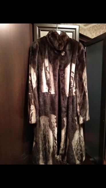 Шуба норковая, натуральная размер 48-50 цена 300$ в Бишкек
