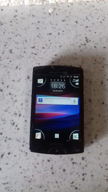 Bakı şəhərində Sony Ericsson Xperia mini telefonu satilir saz veziyyetde.