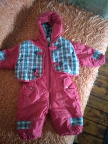 Skafander-za-decu - Srbija: Skafander za bebe,od 3 do 6 meseci,ocuvan bez ikakvih oštećenja.ima i