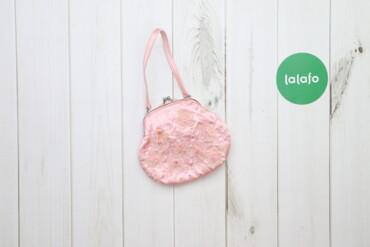 Аксессуары - Украина: Маленька дитяча сумочка з квітками Oggi   Довжина: 17 см Висота: 15 см