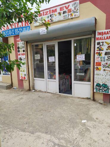 Yeni Suraxanıda Araz marketlər üzbəüz yol kənarında mağaza arendaya