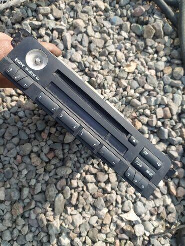 БМВ Е46 магнитофон