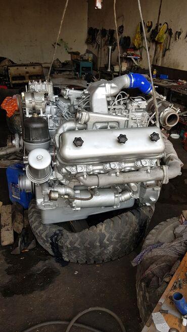 двигателя опель в Ак-Джол: Продаю двигатель ЯМЗ 236 БЕ2 (Супер Маз евро 2) после глубокой