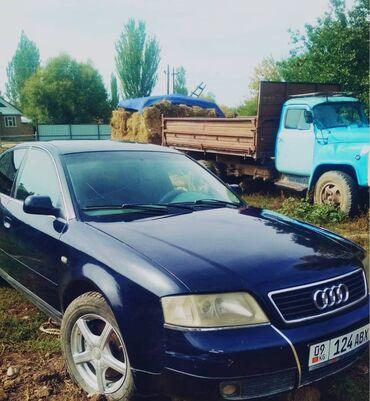 audi a6 2 5 tiptronic в Кыргызстан: Audi A6 2.4 л. 2001