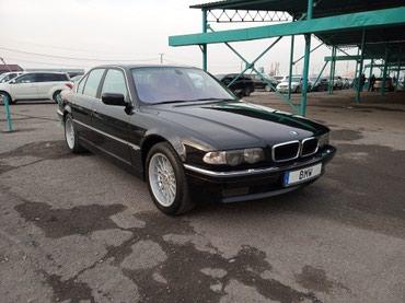 BMW 7 series 2001 в Бишкек