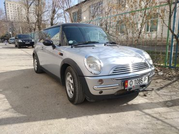 Mini Cooper 2004 в Бишкек