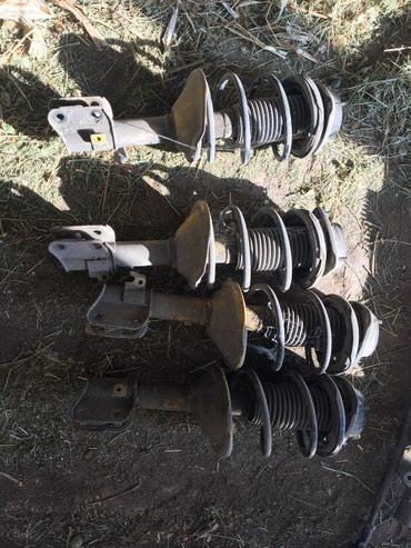 Продаю амортизаторы на субару легасиB4 на прокачку можно 4 шт в Чаек - фото 2
