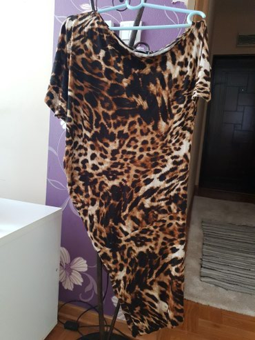 Haljinica tigrasta jako lepo stoji .... moze biti i kao tunika ima - Belgrade