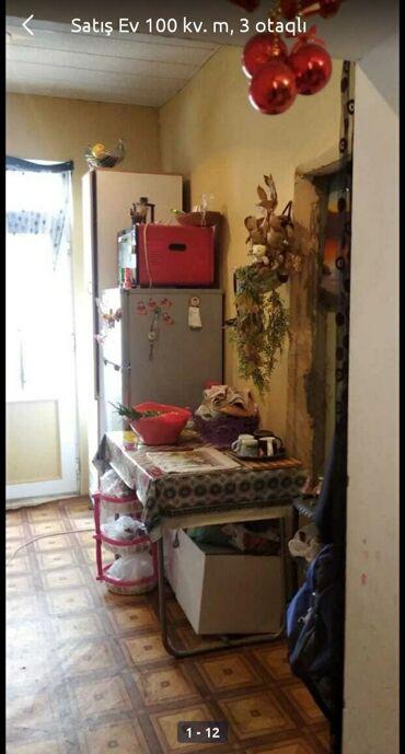 ev telefon - Azərbaycan: Satış Ev 100 kv. m, 3 otaqlı
