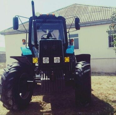 Traktor belarus 1221 - Azərbaycan: Belarus 1221 Ela vezyetde 5 korpus kotanla bir yerde