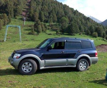 Mitsubishi Pajero 2003 в Бишкек