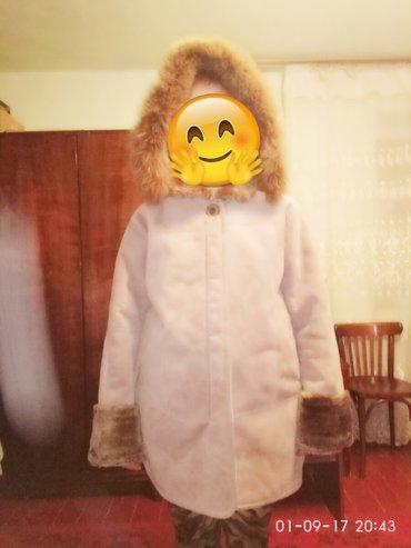 Дублёнки. Натуральная. В идеальном состоянии!!! размер 50-54. в Бишкек