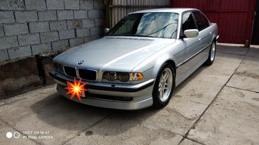 BMW 735 2001 в Кок-Ой
