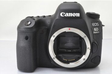 Canon EOS 6D Mark II Digital SLR Camera in Kathmandu