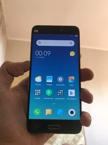 Mi 5/64 black в комплекте сам телефон есть в Бишкек