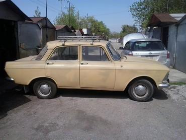 Москвич 412 1.5 л. 1978 | 200000 км