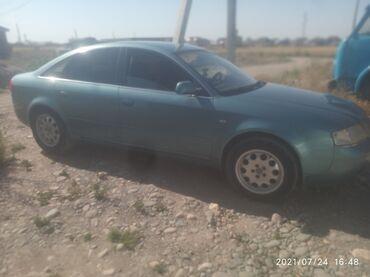 Транспорт - Новопокровка: Audi A6 1.8 л. 2000
