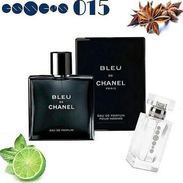 chanel 5 в Кыргызстан: Chanel Blue de Chanel от Essens настоящие Духи высшего качества