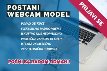 Poslasticar-dekorater - Srbija: Posao Chat operatera na inostranom sajtu za devojke i starije od 18 go