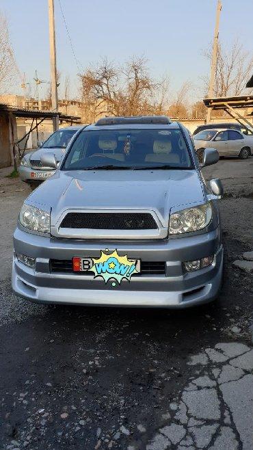 чип тюнинг опель в Кыргызстан: Продаю тюнинг, кастом бампера с Японии на Тойота Surf 2003. Бампер