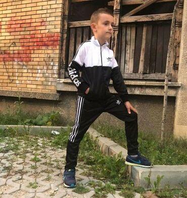 Decije trenerke - Srbija: Decije trenerke komplet 14