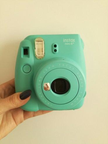 Fujifilm Instax Mini 8+ Ice Blue в Бишкек