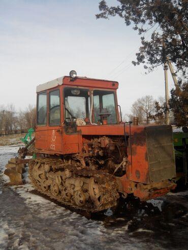 Запчасти для газонокосилок - Кыргызстан: Продаю ДТ-75 в хорошем состоянии. Мотор коробка после капитального рем