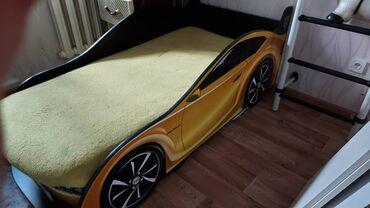 Другие товары для детей - Кыргызстан: Машина кровать