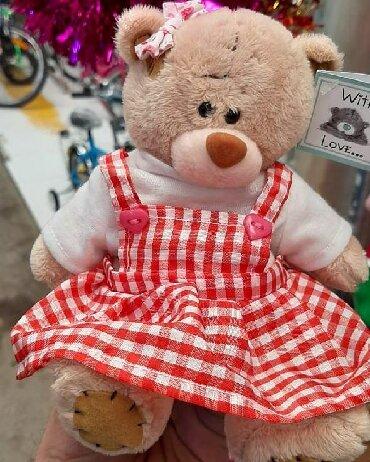 Uşaq dünyası Sabirabadda: Yumşaq oyuncaqlar çox ucuz
