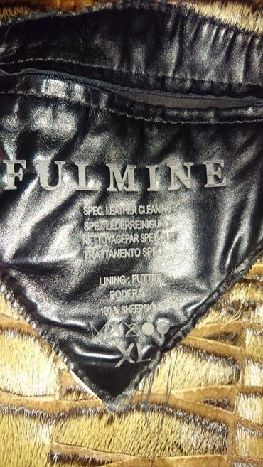 Bakı şəhərində Куртка Fulmine XL 52-54