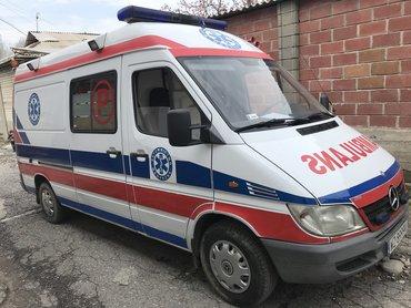 мерседес-190-дизель-купить в Кыргызстан: Mercedes-Benz Sprinter 2.2 л. 2001 | 555555 км