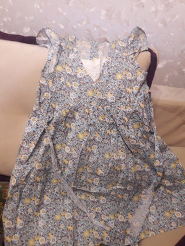 Продаю летнее лёгкое платье на девочку 5-6 лет. в Бишкек