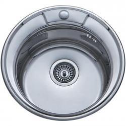 Jednodelna sudopera izrađena od nerđajućeg plemenitog čelika. - Valjevo
