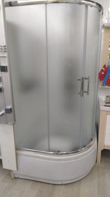 Dus kabin 100 × 100 st hundurluk 205 sm 350 manat yeni mehsul