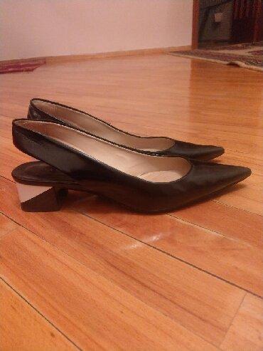 Туфли лаковые классические от Zara
