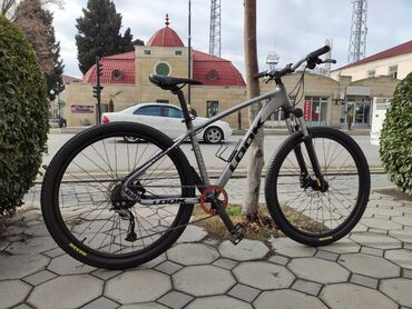 Спорт и хобби - Балакен: Salam velosiped ideal veziyyetdedi demek olarki yenidi tecili satilir