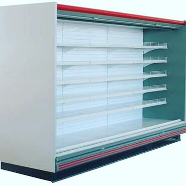 виза в дубай сколько стоит в Кыргызстан: Б/у Холодильник-витрина Красный холодильник