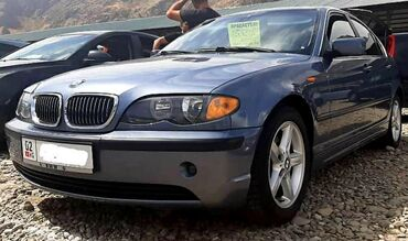 bmw-1-series в Кыргызстан: BMW 3 series 2.2 л. 2001 | 296000 км