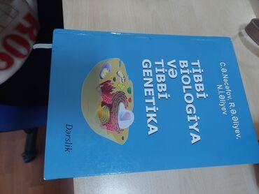 tibbi carpayi satilir in Azərbaycan | TIBBI MEBEL: Tibbi biologiya və tibbi genetika kitabı alıram