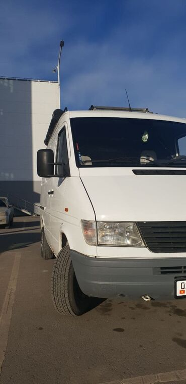 Mercedes-Benz Sprinter 2.3 л. 1999 | 264000 км