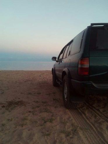 диски на внедорожник в Кыргызстан: Nissan Pathfinder 3.3 л. 1997