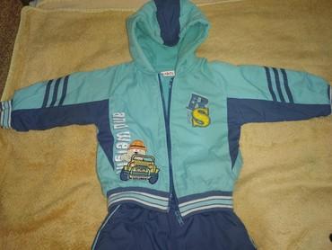детский костюм для мальчика в Кыргызстан: Комбинезон осень-зима. костюм для мальчика на 2 года в хорошем