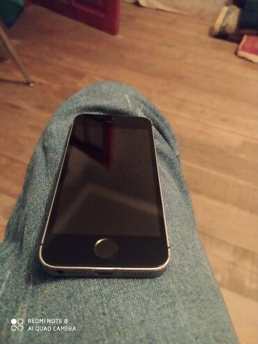 plata iphone - Azərbaycan: İşlənmiş iPhone 5s 16 GB Boz (Space Gray)