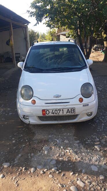 Транспорт - Базар-Коргон: Daewoo Matiz 0.8 л. 2001 | 28040 км