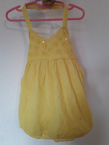 Летнее платье для девочки 3 лет и в Бишкек