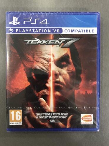 Bakı şəhərində Tekken 7